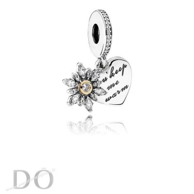 Achat Pandora Saint Valentin Charms Flocon De Neige Coeur Dangle Charm Clear Cz pandorabijoux.fr