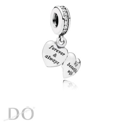 Achat Dangle Charms Ma Belle Femme Clear Cz pandorabijoux.fr