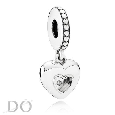 Achat Pandora Charms Contemporain 2017 Club Charm Diamond pandorabijoux.fr