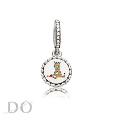 Achat Pandora Animaux Charms Cat Stick Figure Dangle Charme Mixed Email pandorabijoux.fr
