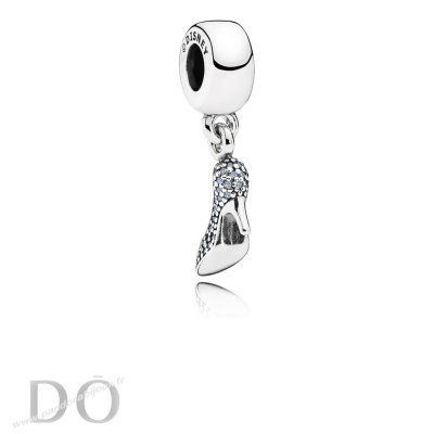 Achat Disney Cendrillon Mousseux Dangle Charm Fancy Lumiere Blue Cz pandorabijoux.fr