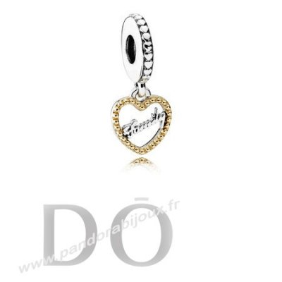 Achat Pandora Dangle Charms Famille Script Dangle Charm pandorabijoux.fr