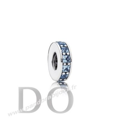 Achat Pandora Espaceurs Charms Eternity Spacer Sky Blue Crystal pandorabijoux.fr