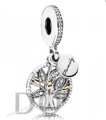 Achat Pandora Dangle Charms Famille Patrimoine Dangle Charm Clear Cz pandorabijoux.fr