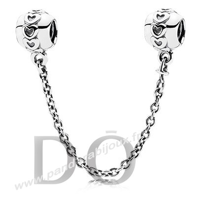 Achat Pandora Chaines De Securite Amour Connection Safety Chain pandorabijoux.fr