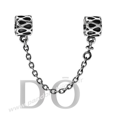 Achat Pandora Chaines De Securite Pandora 925 Raindrop Safety Chain pandorabijoux.fr