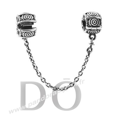 Achat Pandora Chaines De Securite Pandora Dreamer Safety Clip Safety Chain pandorabijoux.fr
